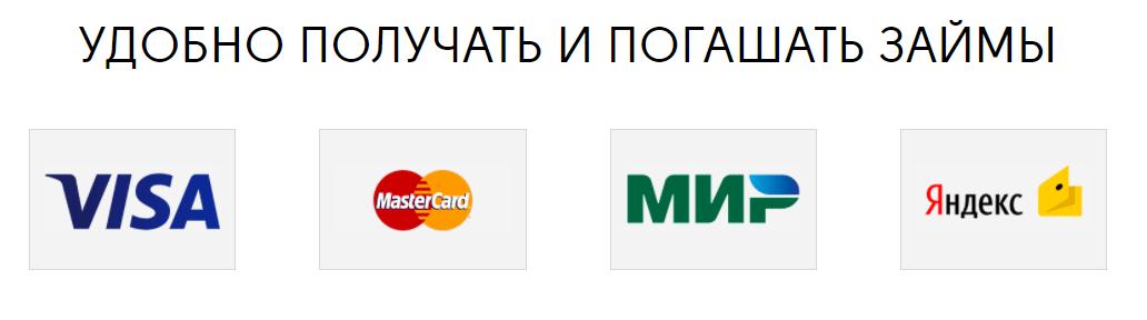 Все способы получения и возврата займов в системе Cash-U